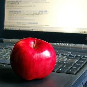 Apple (ნაყოფი),Computer Account,,Keyboard,Screen,Display,Red,Black,Gray,White