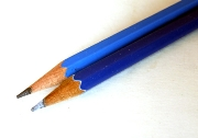 ,Pencils,Alizarin Blue,Rule,Drawing,State-pencil
