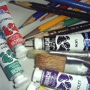 Paint,,,,Brush,Brushes,Artist,Art Theatre,Artist,Pencil,Pencils