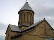 ,Church,Temple,Tbilisi,Roofless,Cupola, Dome